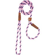 Mendota Products Small Slip Striped Dog Lead, Lilac, 4-ft