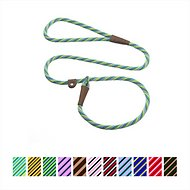 Mendota Products Small Slip Dog Lead, 6-feet, Seafoam