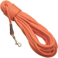 Mendota Products Trainer Check Cord Dog Lead, 50-ft