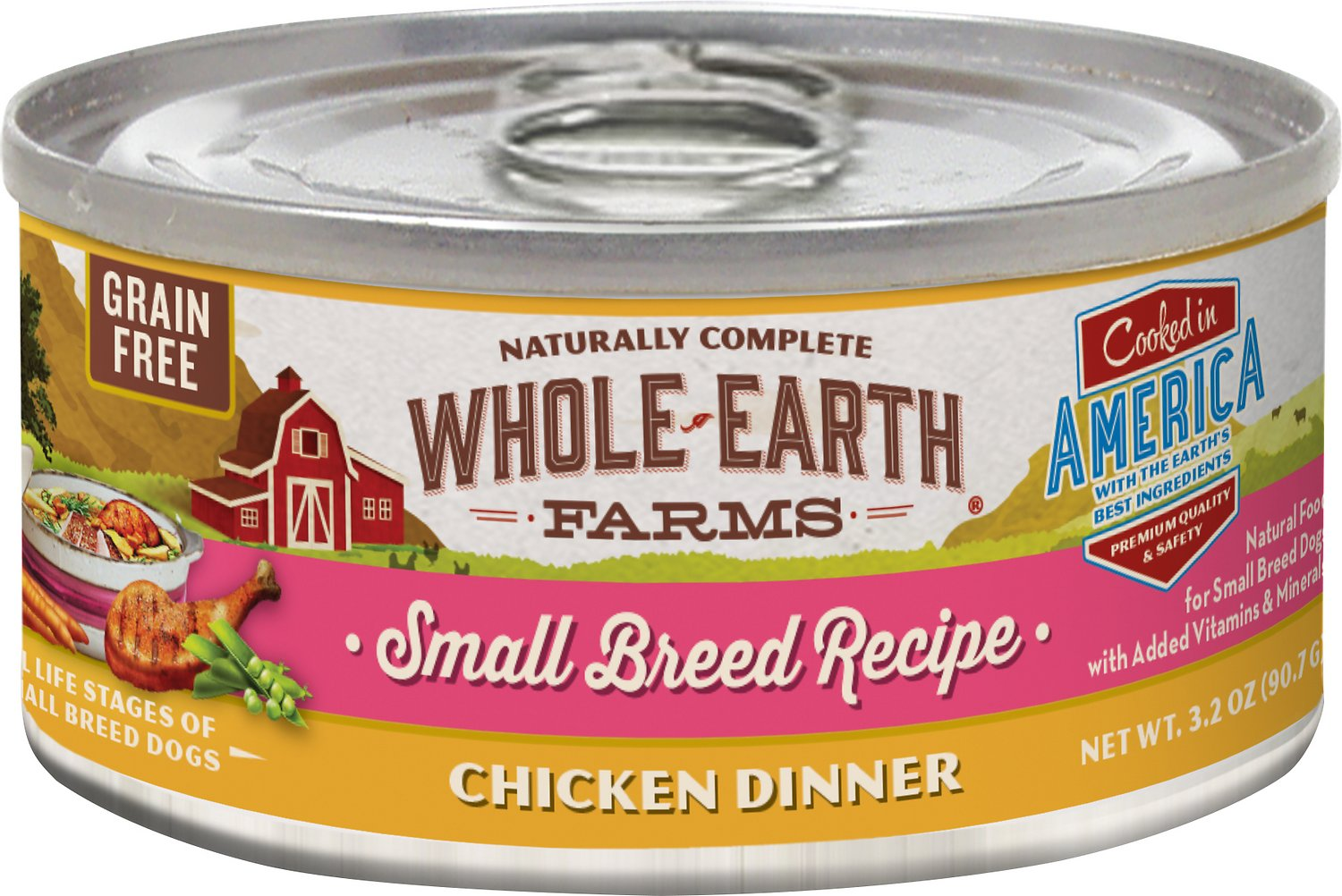 Whole Earth Farms Small Breed Dog Food Review