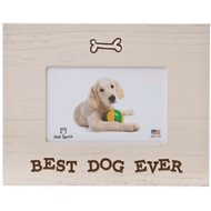 "Dog Speak ""Best Dog Ever"" Dog Picture Frame, 4 x 6 in"