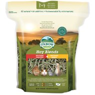 Oxbow Western Timothy and Orchard Hay Small Animal Food, 20-oz bag