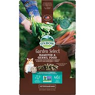 Oxbow Garden Select Hamster & Gerbil Food, 1.5-lb bag