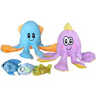 Fetch Pet Products Ocean Buddies 5 Pack Bundle Dog Toys, 5 count