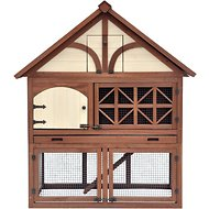 Merry Products Tudor Decorative Rabbit Hutch