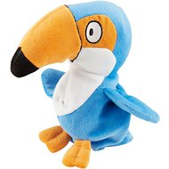 Fetch Pet Products Hatchables Toucan Interactive Plush Dog Toy