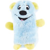 ZippyPaws Squeakie Buddies Bear Plush No Stuffing Dog Toy