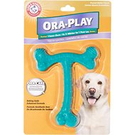 Arm & Hammer Dental Ora Play Dental T-Bone Dog Toy