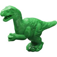 Arm & Hammer Dental Ora Play Denta-Saurus Mint Flavor Dental Dog Toy, Tyrannosaurs Rex