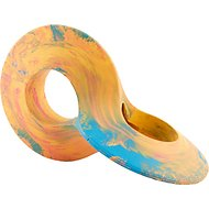 Arm & Hammer Dental Rock-N-Roller Dog Toy, Tie Dye