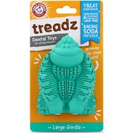 Arm & Hammer Dental Super Treadz Dog Toy, Gorilla