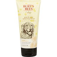 Burt's Bees Care Plus+ Paw & Nose Relieving Dog Lotion, 6-oz bottle