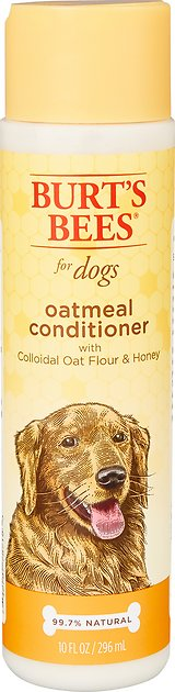 Burt S Bees Oatmeal Dog Conditioner