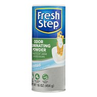 Fresh Step Odor Eliminating Powder, 16-oz bottle