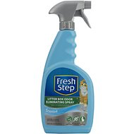 Fresh Step Litter Box Odor Eliminating Spray, 24-oz bottle