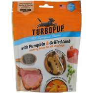 TurboPUP Grilled Lamb & Pumpkin Dog Treats, 6-oz bag