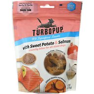 TurboPUP Salmon & Sweet Potato Dog Treats, 6-oz bag