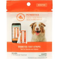 Petnostics Diabetes Dog & Cat Test Strips Kit, 5 count