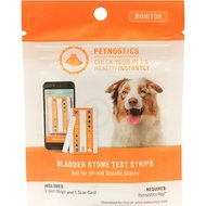 Petnostics Bladder Stones Dog & Cat Test Strips Kit, 5 count