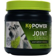 K9 POWER Joint Strong Joint Health & Mobility Dog Supplement, 2-lb jar