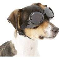 Doggles ILS Dog Goggles, Metallic Black, X-Small