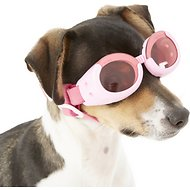 Doggles ILS Dog Goggles, Pink, X-Small