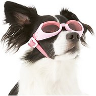 Doggles ILS Dog Goggles, Pink, Small