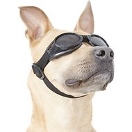 Doggles Originalz Dog Goggles, Black, Medium