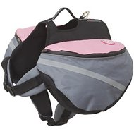 Doggles Extreme Dog Backpack, Pink, Large