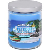 Pet Odor Exterminator Montego Bay Deodorizing Candle, 13-oz jar