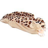 Doggles Plush Bottle Eel Dog Toy