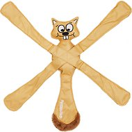 Doggles Pentapulls Squirrel Dog Toy