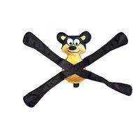 Doggles Pentapulls Bear Dog Toy
