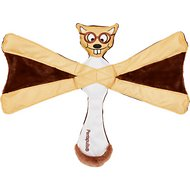 Doggles Pentapulls Flying Squirrel Dog Toy