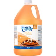 PetAg Fresh 'N Clean Moisturizing 15:1 Concentrate Dog Shampoo, 1-gallon bottle, Classic Fresh Scent