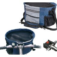Walky Dog Bike Basket & Dog Carrier