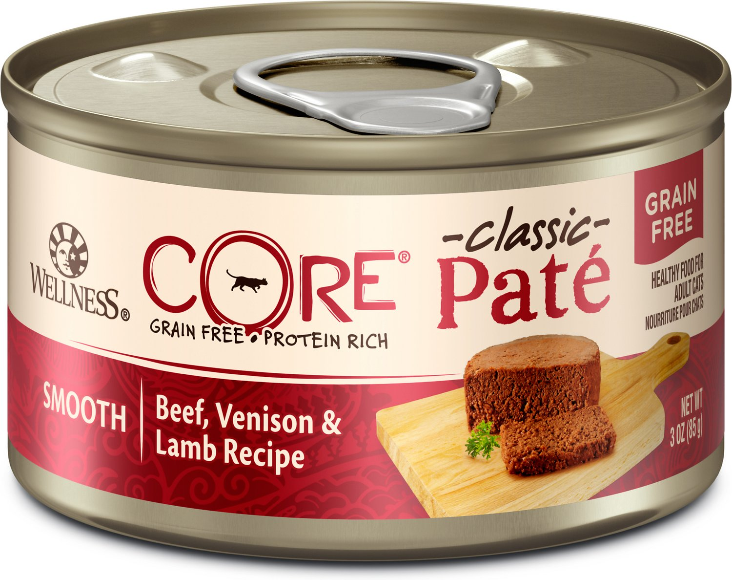 Wellness Core Grain Free Canned Cat Food Reviews
