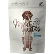 Meat Mates Beef Booster Freeze-Dried Dog Food Topper, 4.5-oz bag