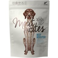 Meat Mates Beef Booster Freeze-Dried Dog Food Topper, 14-oz bag