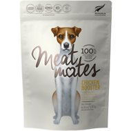Meat Mates Chicken Booster Freeze-Dried Dog Food Topper, 4.5-oz bag