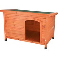 Trixie Dog Club House, Glazed Pine, Small/Medium