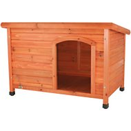 Trixie Dog Club House, Glazed Pine, Large