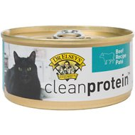 Dr. Elsey's cleanprotein Beef Formula Grain-Free Canned Cat Food, 5.5-oz, case of 24