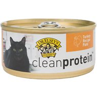 Dr. Elsey's cleanprotein Turkey Formula Grain-Free Canned Cat Food, 5.5-oz, case of 24