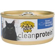 Dr. Elsey's cleanprotein Whitefish Formula Grain-Free Canned Cat Food, 5.5-oz, case of 24