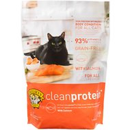 Dr. Elsey's cleanprotein Salmon Formula Grain-Free Dry Cat Food, 2.0-lb bag