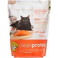 Dr. Elsey's cleanprotein Salmon Formula Grain-Free Dry Cat Food, 6.6-lb bag
