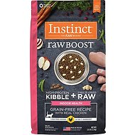 Instinct by Nature's Variety Raw Boost Grain-Free Chicken with Real Recipe Indoor Dry Cat Food, 5-lb bag