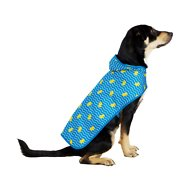 Frisco Ducky Dog Raincoat, Large