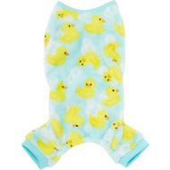 Frisco Cozy Rubber Ducky PJs for Dogs, Small